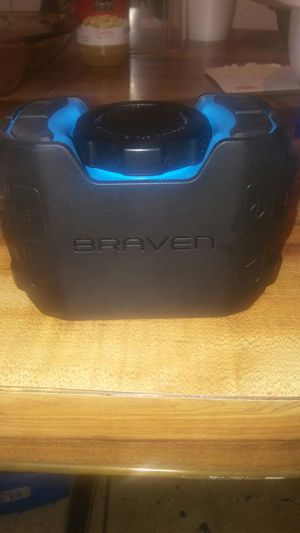 Braven speaker for Sale in Suffolk, VA