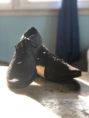 Nike Triple Black Flynit Racer Size 7.5 for Sale in North Springfield, VA