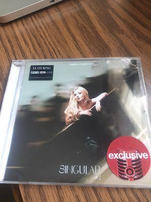 Sabrina Carpenter - Singular (Target Exclusive) for Sale in Fircrest, WA