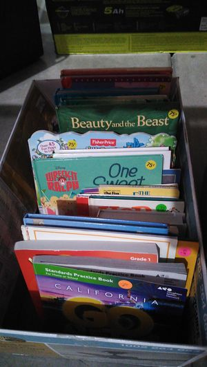 Books for Sale in Victorville, CA