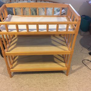 Baby Changing Table for Sale in Walpole, MA
