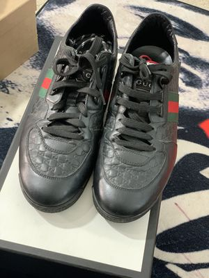 Authentic Gucci shoes size 10 for Sale in Jacksonville, FL