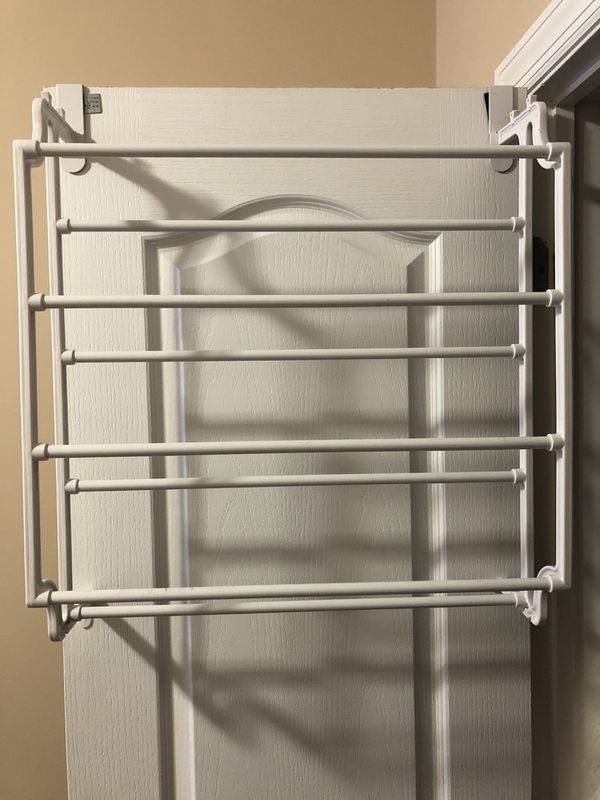 Pant/ Towel/ Clothes Closet Door Organizer