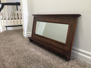 Pier one pyramid mirror for Sale in Huntington Beach, CA