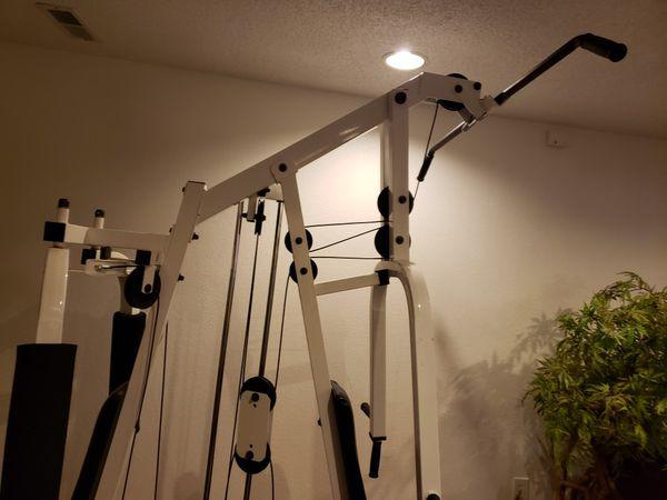 Exercise equipment 4 n 1