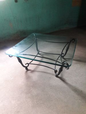Glass antique elegant coffee table for Sale in Philadelphia, PA