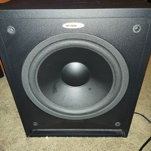 """Velodyne 12"""" Powered Subwoofer Model CHT-12 for Sale in Bend, OR"""