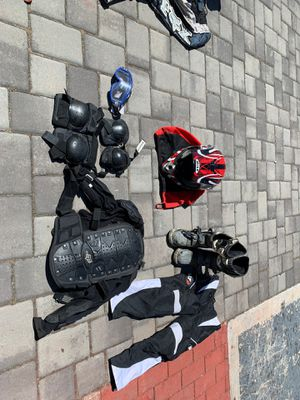 Motorcycle gear for Sale in San Mateo, CA