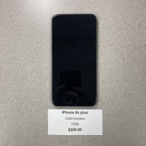iPhone 6s Plus GSM Unlocked 128gb for Sale in Irwin, PA