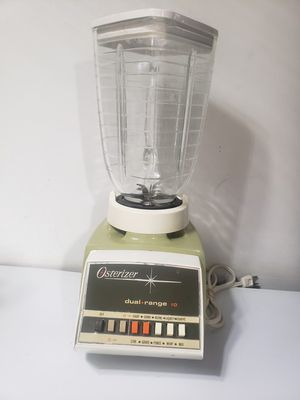 Vintage Osterizer Atomic Blender Olive for Sale in Orlando, FL