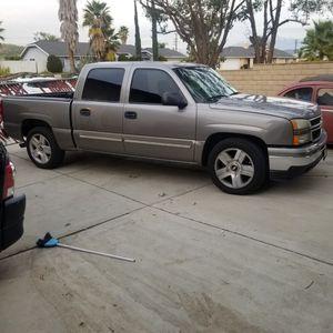 2006 Chevy Silverado LS for Sale in Moreno Valley, CA