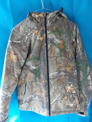 SHE Outdoor Apparel Women's Insulated Waterproof Jacket - True Timber Strata for Sale in Adelphi, MD