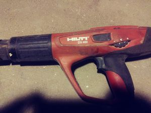 Hilti nail gun DX 460 so with no magazine for sale $250 for Sale in Philadelphia, PA
