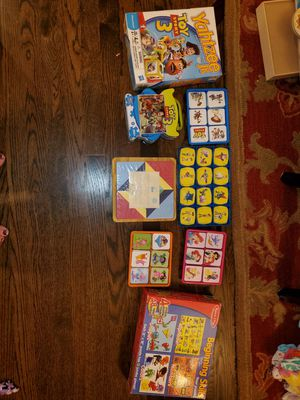 Toy story and more memory games puzzle for Sale in Plainfield, IL