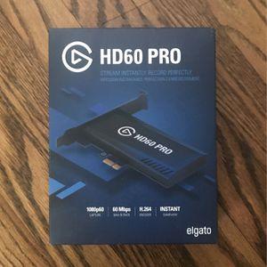 Elgato HD60PRO Like New for Sale in Louisville, KY