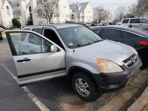 03 honda CR-V for Sale in Arlington, VA