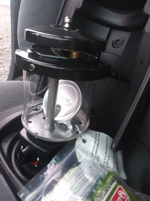 Brand new Coleman propane lantern with case for Sale in Elma, WA