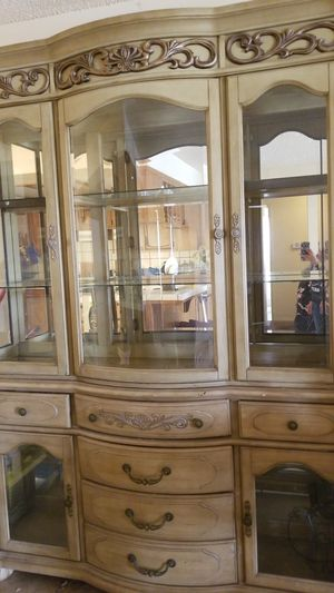 China cabinet for Sale in Visalia, CA