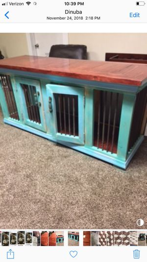 Custom indoor kennel for Sale in Dinuba, CA