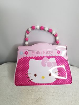 Hello kitty lunch box for Sale in Los Angeles, CA