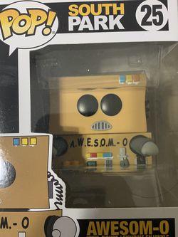 South Park Awesom-O Funko Pop for Sale in Gardena,  CA