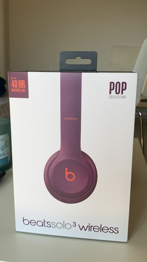 New Beats Solo 3 for Sale in Midlothian, VA