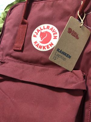 "Fjallraven Kanken 15"" Padded Laptop Backpack for Sale in San Diego, CA"