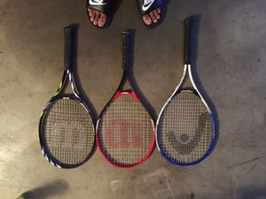 Tennis Rackets for Sale in Corona, CA