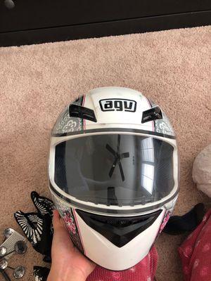 Women's motorcycle helmet (Med) for Sale in Riverside, CA