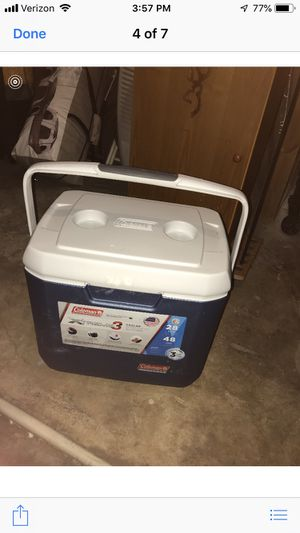 Brand new Coleman cooler for Sale in Columbia, MO