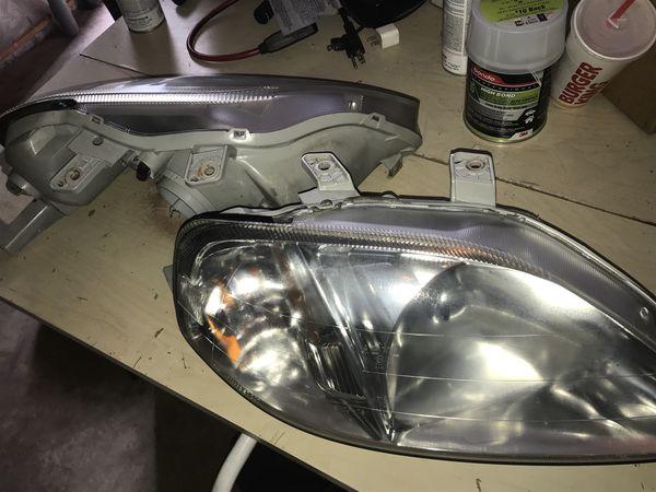 1996-2000 Honda Civic Head lights
