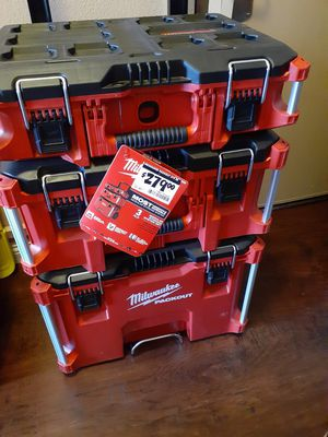 Milwaukee packout kit brand new for Sale in Westminster, CA