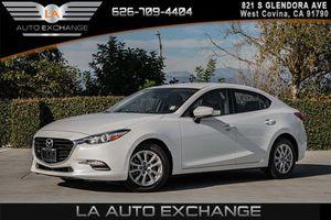 2017 Mazda Mazda3 4-Door for Sale in West Covina, CA