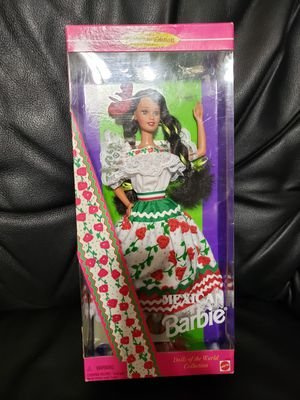 Dolls of the World Mexican Barbie for Sale in Pompano Beach, FL
