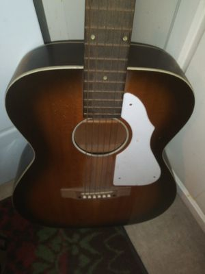 Vintage Silvertone Acoustic for Sale in Placentia, CA