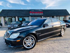 2003 Mercedes-Benz S-Class for Sale in Plainfield, IL
