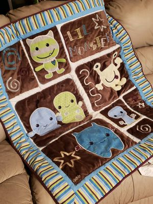 LIL MONSTER BED SET for Sale in San Antonio, TX