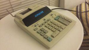 Casio Calculator Office FR 2650 PLUS for Sale in Tampa, FL