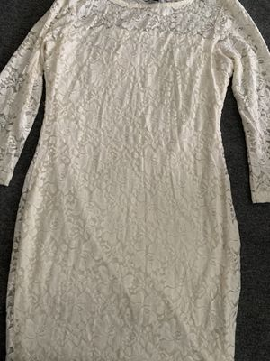 White Lace Dress for Sale in Fullerton, CA