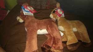 New stuffed animals $10 each for Sale in North Huntingdon, PA