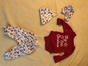 Unisex baby Christmas outfit- 18-24 Months for Sale in Washington, DC