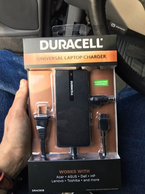 Duracell universal laptop charger for Sale in Littleton, CO
