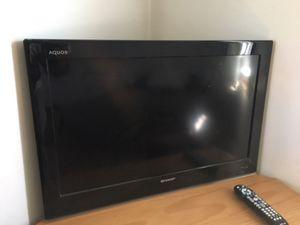 sharp 32 inch flatscreen tv for Sale in Herndon, VA