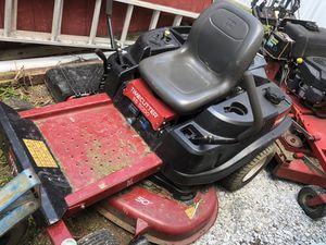 48 snapper, snow plow ,60 toro zero turn, 60 exmark for Sale in Washington, PA