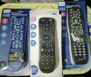 Universal remote control as pictured for Sale in Prospect, VA