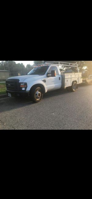 2008 ford f350 super duty power stroke diesel for Sale in Los Angeles, CA