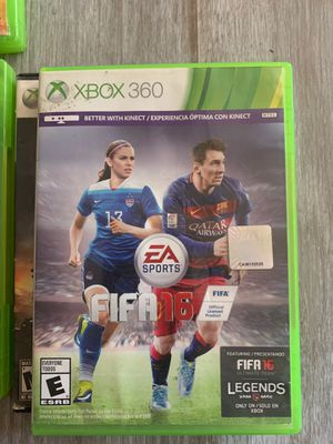 Xbox 360 games for Sale in Stockton, CA