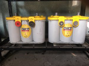 Selling All Types Of Batteries **Christmas Deal** for Sale in Lodi, CA