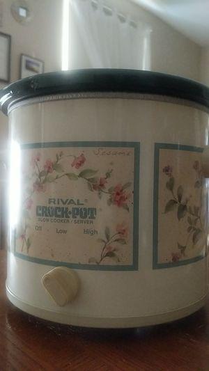 Rival Crock-Pot for Sale in Philadelphia, PA