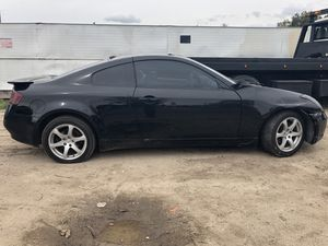 2003 Infiniti G35 for parts only **R&D** for Sale in Salida, CA